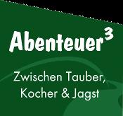 Abenteuer³ - Freizeit und Betriebsausflüge zwischen Kocher, Jagst und Tauber
